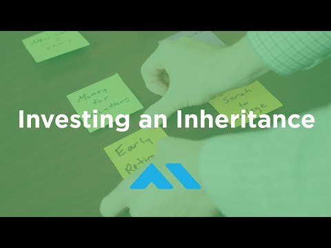 Investing an Inheritance
