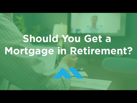 Should You Get a Mortgage in Retirement? (It Could Save You A Lot In Taxes!)
