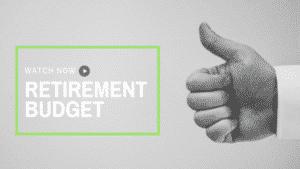 Retirement Budget