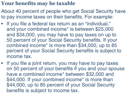 Converting to a Roth IRA may lower how much of your Social Security is taxed