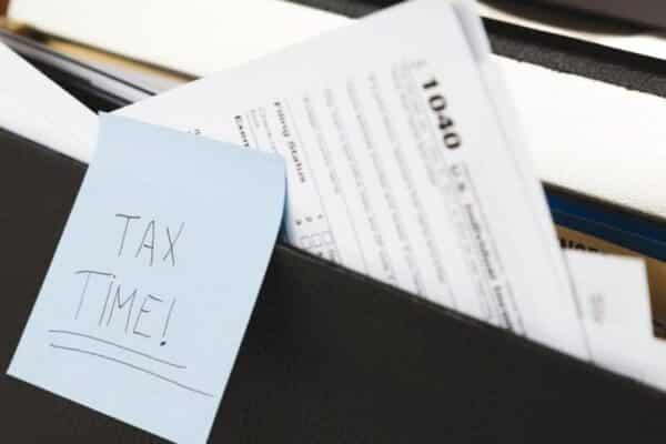 Iowa tax bracket change